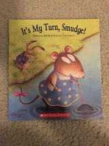 NEW It's My Turn, Smudge! book in Camp Lejeune, North Carolina