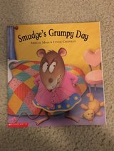 Smudge's Grumpy Day book in Camp Lejeune, North Carolina