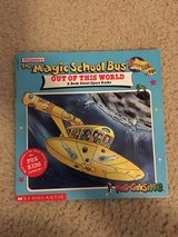 The Magic School Bus-Out of this World-A Book About Space Rocks in Camp Lejeune, North Carolina
