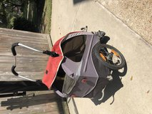 BURLEY Solo Bike trailer in Kingwood, Texas