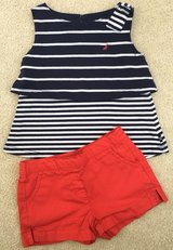 EUC 12 MONTH NAUTICA OUTFIT in Elgin, Illinois