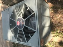 AC condenser in Baytown, Texas