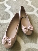 H&M pink flats in Okinawa, Japan