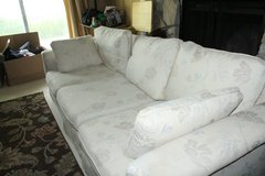 2 couches for sale good condition in Naperville, Illinois