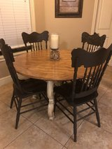 Dining Table With 6 Chairs In The Woodlands, Texas