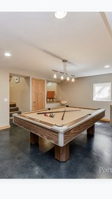 Brunswick Century pool table, 2 yrs old in Chicago, Illinois