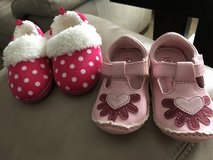 Baby Girl Shoes in Byron, Georgia