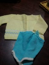 Baby Clothes #2- Hand Made in Camp Pendleton, California