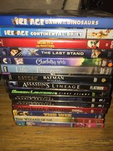 DVD s for sale in 29 Palms, California