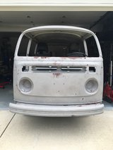 1974 VW Bus project in Chicago, Illinois