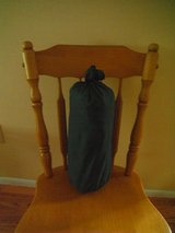 sleeping bag in Quantico, Virginia