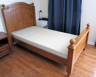 Twin Bed Frame and Base in Belleville, Illinois