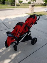 Baby Jogger City Select double stroller in Naperville, Illinois