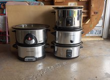 YOUR CHOICE OF SLOW COOKERS OR CROCK POT in St. Charles, Illinois