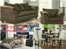 Recovery Deals - Ashley 3 Rooms Package - Dream Rooms Furniture in Pasadena, Texas