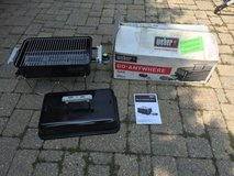 Weber Go Anywhere Gas Grill in Naperville, Illinois