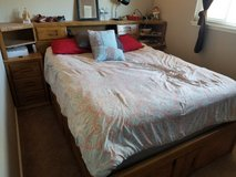Sleep Number Bed With Complete Furniture In Vacaville, California