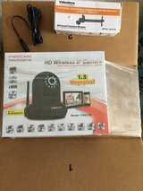 HD Wireless IP Home Security Camera with extension and bracket - NEW in Ramstein, Germany