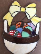 Easter Basket Stained Glass in Chicago, Illinois