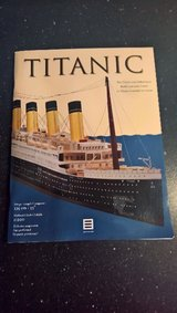 Build Your own Titanic Pull out pages Year 1993 in Ramstein, Germany