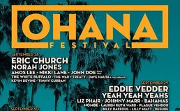 Ohana Fest Tickets feat. Erick Church, Eddie Vedder and More! in Camp Pendleton, California