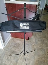 Music Stand in Fort Campbell, Kentucky