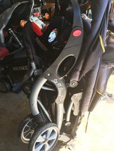 sit and stand stroller in Joliet, Illinois