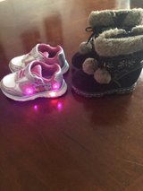 Size 5 toddler shoes in Fairfield, California