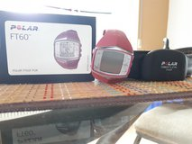 Polar FT60 Heart Rate Monitor in Stuttgart, GE