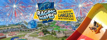Raging Waves Ticket in Bolingbrook, Illinois