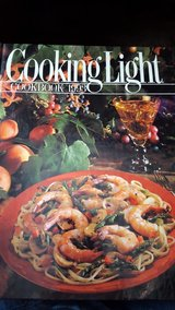 4 COOKING LIGHT COOKBOOKS from 1990 to 1993 in Warner Robins, Georgia