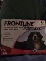 Frontline plus for dogs 89-132lbs in Fort Benning, Georgia