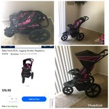Baby Trend Jogging Stroller in Fort Polk, Louisiana