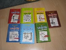 Diary of a Wimpy Kid series in Ramstein, Germany