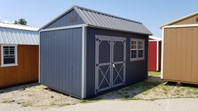 New 10'x16' Cottage Shed in Fort Leonard Wood, Missouri