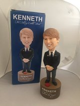 New Kenneth the Page Talking Bobble Head - From 30 Rock in Aurora, Illinois