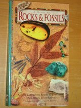 """""""a guide to rocks & fossils"""" in Aurora, Illinois"""