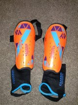 Kids Classic Shinguards Size S in Plainfield, Illinois