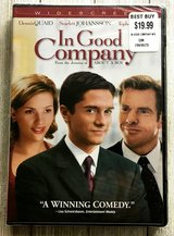 NEW In Good Company DVD Widescreen Sealed in Yorkville, Illinois
