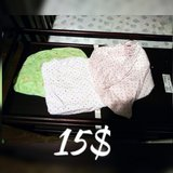 baby bed sheets x3 in Macon, Georgia