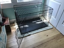 Large dog crate for sale in Beaufort, South Carolina