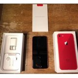 Apple iPhone 8 - 256GB - Red (AT&T) Smartphone Brand New In Box Never Used in Fort Hood, Texas