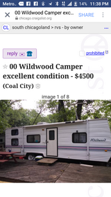 Wildwood camper in Chicago, Illinois