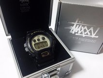 casio g shock anniversary limited g shock Japan (STUSSY) in Okinawa, Japan