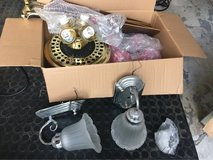 free vanity lights, ceiling fan in Chicago, Illinois