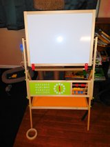 Blackboard & Whiteboard Easel in Cherry Point, North Carolina