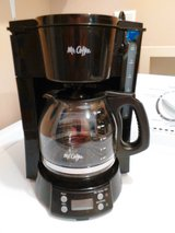Mr. Coffee 12-Cup Programmable Coffee Maker, Black (BVMC-EVX23) in Cherry Point, North Carolina
