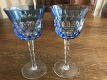 Waterford crystal goblets - never used in Algonquin, Illinois