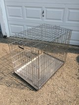 "Large metal crate L36"" W24"" H30"" in Naperville, Illinois"