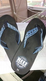 Men's REEF Flip Flops / Sandals / Shoes - Size 10 in Yorkville, Illinois